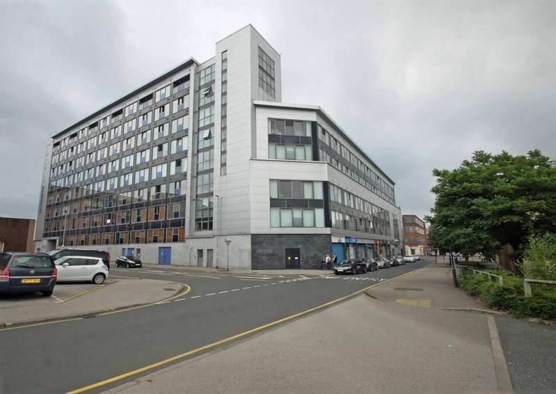 2 Bedrooms Apartment Flat for rent in Apartment W211 Citispace, Leylands Road, Leeds 2