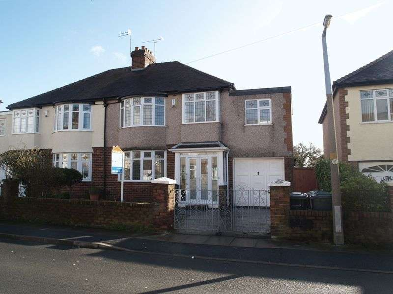 4 Bedrooms Semi Detached House for sale in Avondale Avenue, Maghull, Liverpool