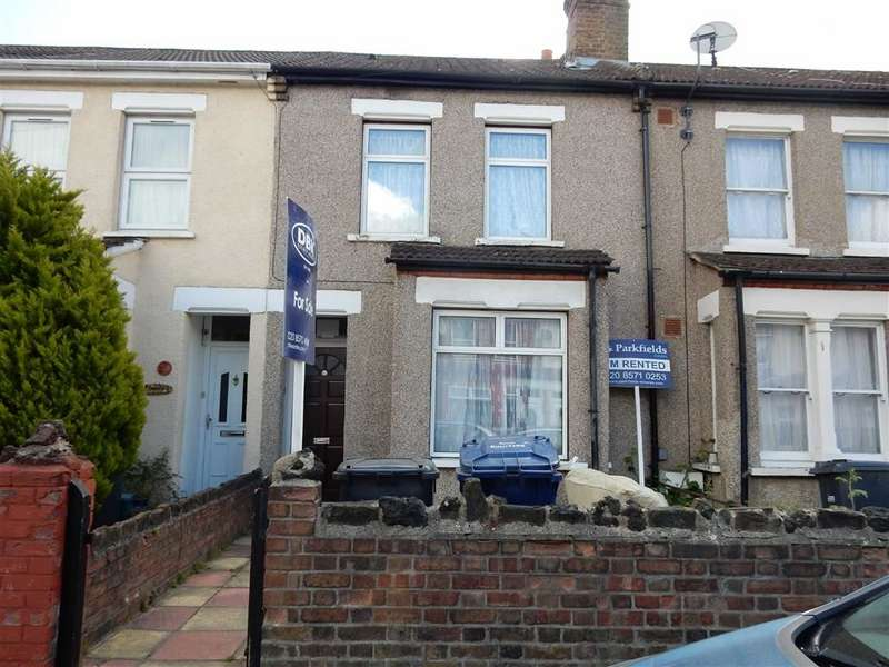 3 Bedrooms Terraced House for sale in Beverley Road, Southall, Middlesex
