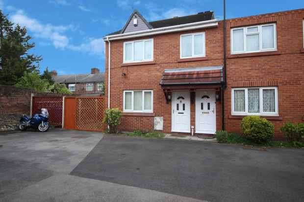 1 Bedroom Ground Flat for sale in Aivery Court, Liverpool, Merseyside, L9 8AG