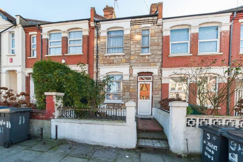 3 Bedrooms Terraced House for sale in Herbert Road, London, Middlesex, NW9
