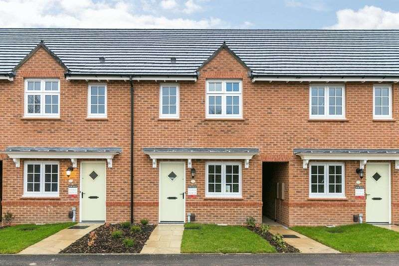 3 Bedrooms Terraced House for sale in Brookacre Close, Standish, WN6 0UW