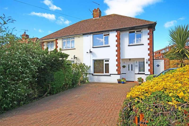 3 Bedrooms Semi Detached House for sale in Mill Lane, Portslade, Brighton