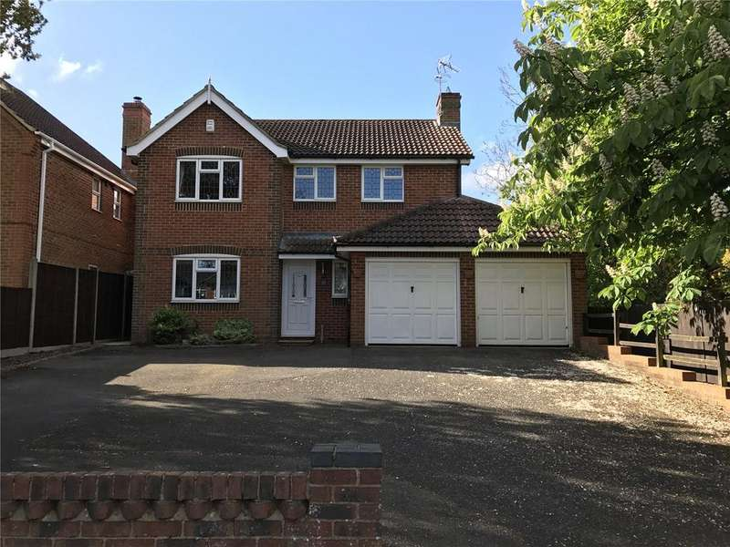 4 Bedrooms Detached House for sale in City Road, Tilehurst, Reading, Berkshire, RG31