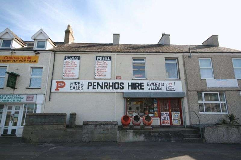 Terraced House for sale in Tool Hire & Sales Ltd Company For Sale (Freehold)