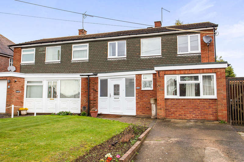 4 Bedrooms Semi Detached House for sale in Old Road, East Peckham, Tonbridge, TN12