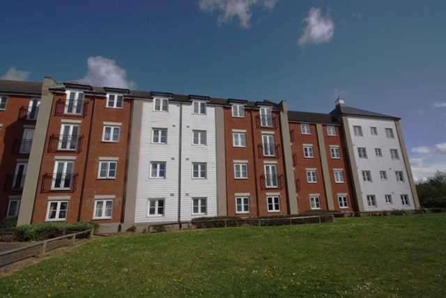 2 Bedrooms Apartment Flat for sale in Provan Court, Ipswich