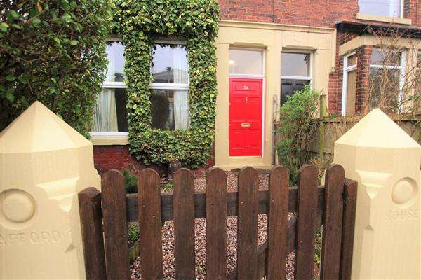 3 Bedrooms Terraced House for sale in Lytham Road, Fulwood, Preston