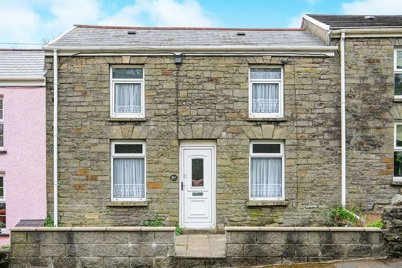 3 Bedrooms Terraced House for sale in James Street, Pontardawe, Swansea