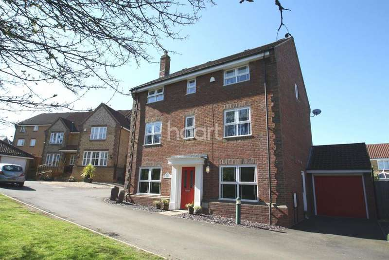 6 Bedrooms Detached House for sale in Oakhill