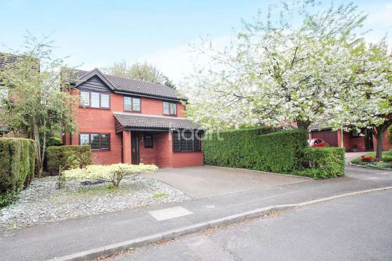 5 Bedrooms Detached House for sale in Copthorne, County View