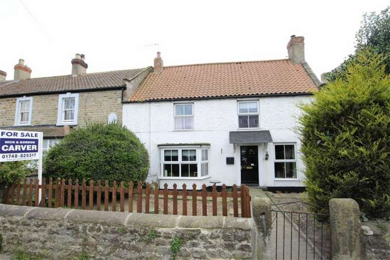 2 Bedrooms Terraced House for sale in Richmond Road, Richmond, North Yorkshire