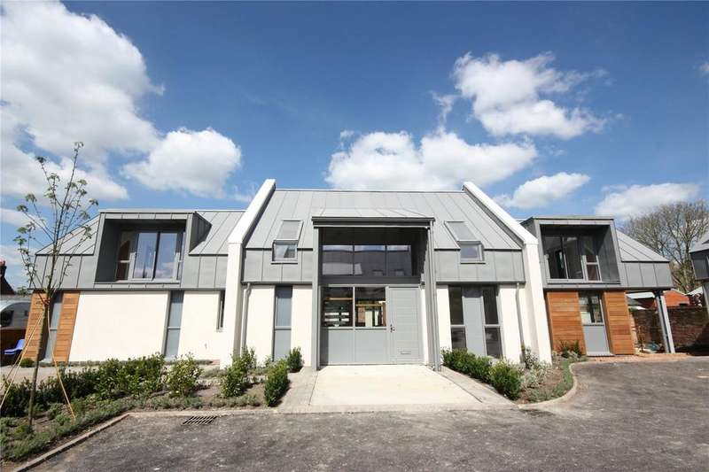 Detached House for sale in Belle Vue Court, Salisbury, Wiltshire, SP1