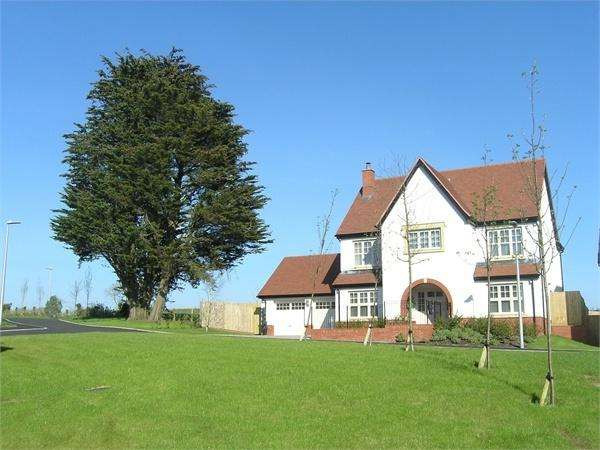 4 Bedrooms Detached House for sale in Ardwyn Walk, Dinas Powys, Vale Of Glamorgan