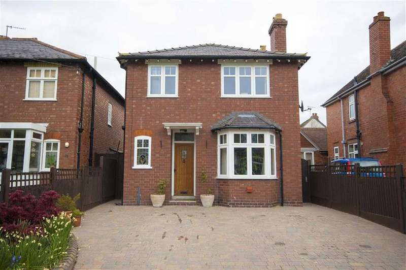 3 Bedrooms Detached House for sale in Vane Road, Belle Vue, Shrewsbury, Shropshire