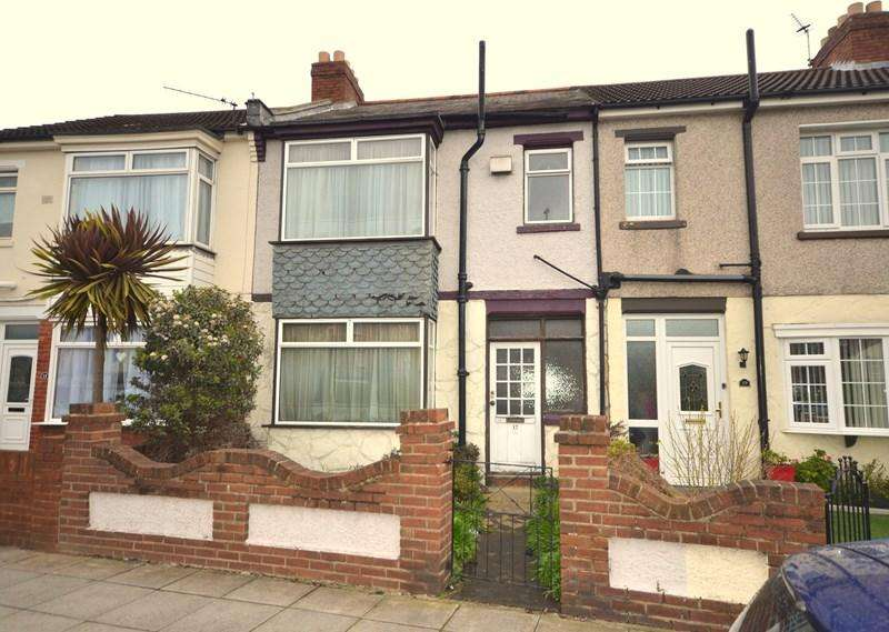 3 Bedrooms Terraced House for sale in Burrfields Road, Copnor, Portsmouth