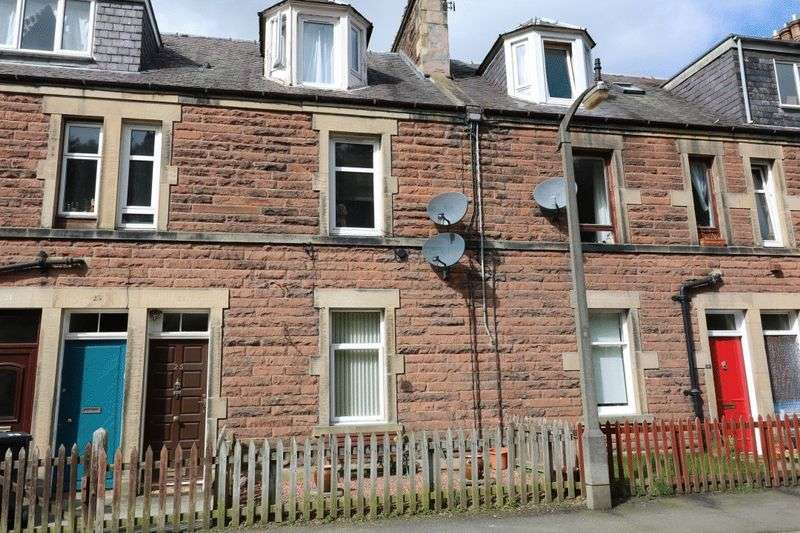 1 Bedroom Flat for sale in NEW - 25 Leithen Road, Innerleithen