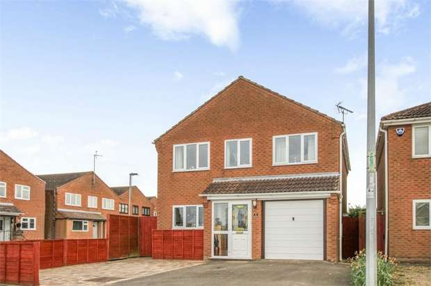 3 Bedrooms Detached House for sale in Mill Road, Murrow, Wisbech, Cambridgeshire