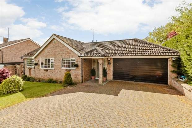 3 Bedrooms Detached Bungalow for sale in Priory Road, Wollaston, Wellingborough, Northamptonshire