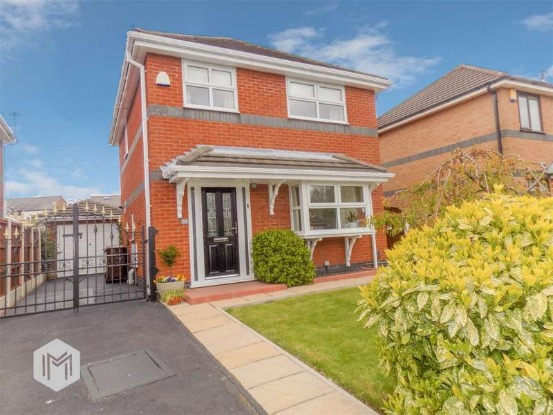 3 Bedrooms Semi Detached House for sale in Whitsbury Avenue, Hindley, Wigan, Lancashire