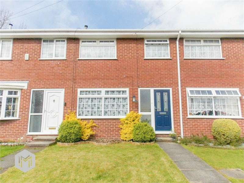 3 Bedrooms Terraced House for sale in Crossen Street, Darcy Lever, Bolton, Lancashire