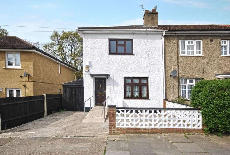 3 Bedrooms End Of Terrace House for sale in Downderry Road Bromley BR1