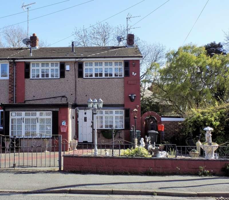 3 Bedrooms End Of Terrace House for sale in Pendyffryn, Llandudno Junction, LL31