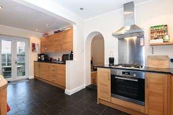 4 Bedrooms End Of Terrace House for sale in Farmlands Road, York, YO24