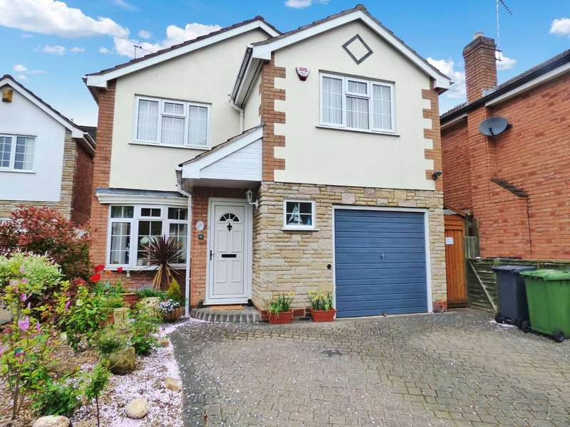 4 Bedrooms Detached House for sale in Riversleigh Road, Leamington Spa