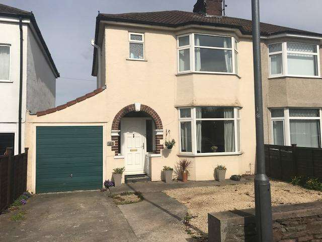 3 Bedrooms House for sale in Overndale Road, Downend, Bristol, BS16 2RL