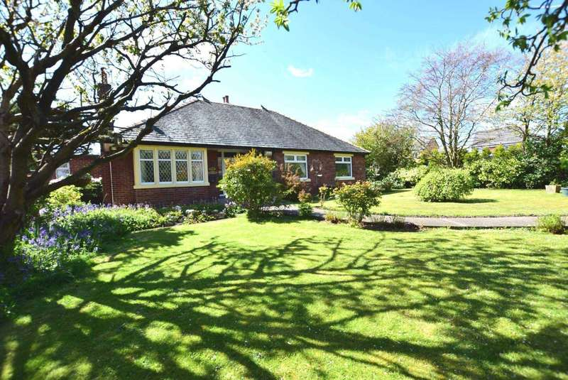 3 Bedrooms Detached Bungalow for sale in Harbour Lane, Warton