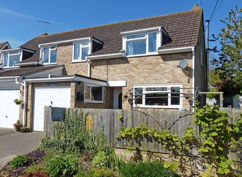 4 Bedrooms Semi Detached House for sale in Tanners Lane, Shrewton