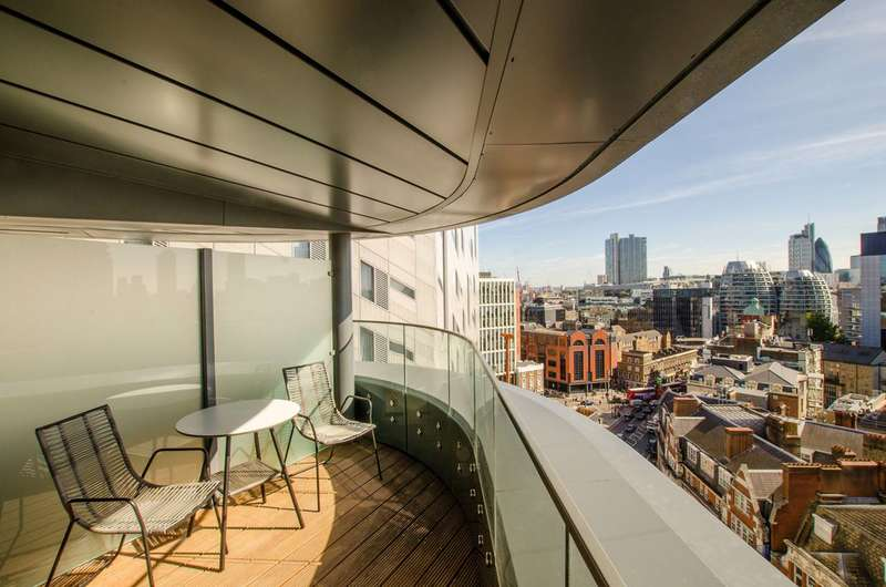 2 Bedrooms Flat for sale in City Road, Old Street, EC1V