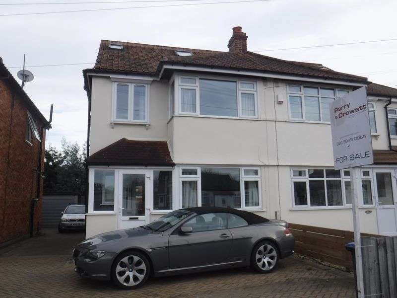 4 Bedrooms Semi Detached House for sale in Green Lane, New Malden