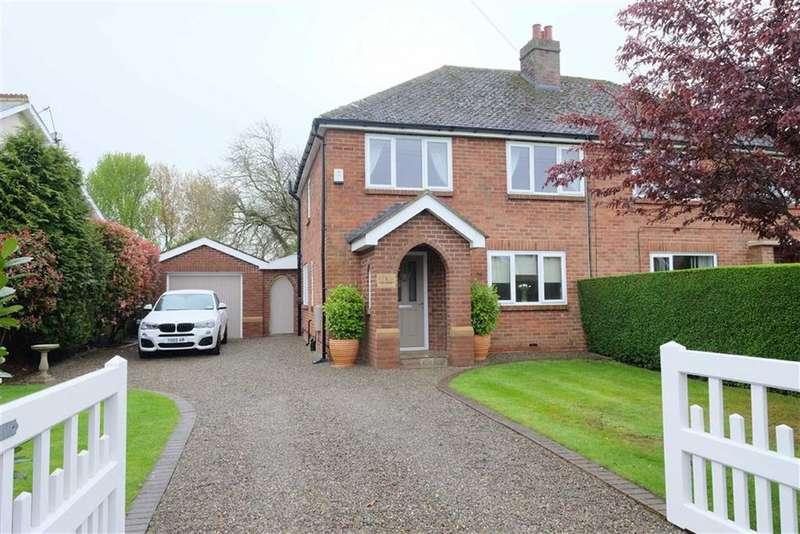 3 Bedrooms Property for sale in The Croft, Plumpton Lane, Great Plumpton