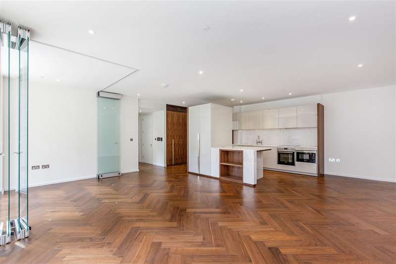 2 Bedrooms Flat for sale in Capital Building, Embassy Gardens, Nine Elms, London SW8