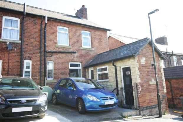 2 Bedrooms Terraced House for sale in Traffic Terrace, Chesterfield, Derbyshire, S43 2NJ