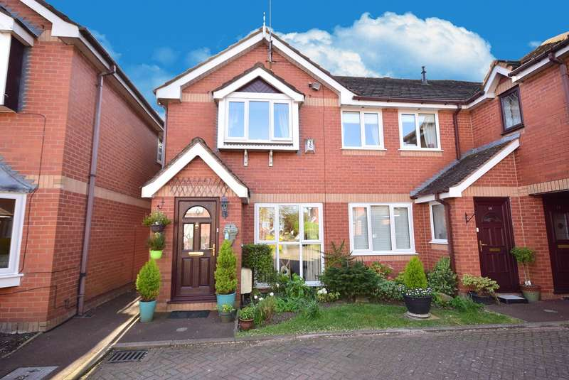 2 Bedrooms End Of Terrace House for sale in Mellings Wood, Lytham St Annes, FY8