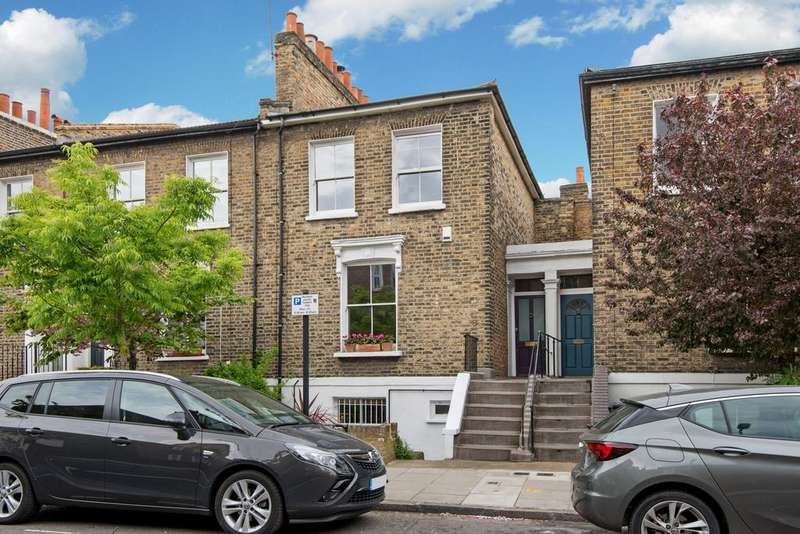 4 Bedrooms House for sale in Lansdowne Drive, Hackney, London E8