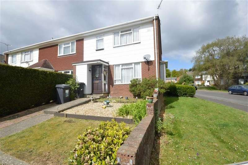 2 Bedrooms End Of Terrace House for sale in Westcott Way, Bournemouth, Dorset, BH11