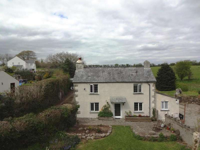4 Bedrooms Detached House for sale in Rezare, Launceston