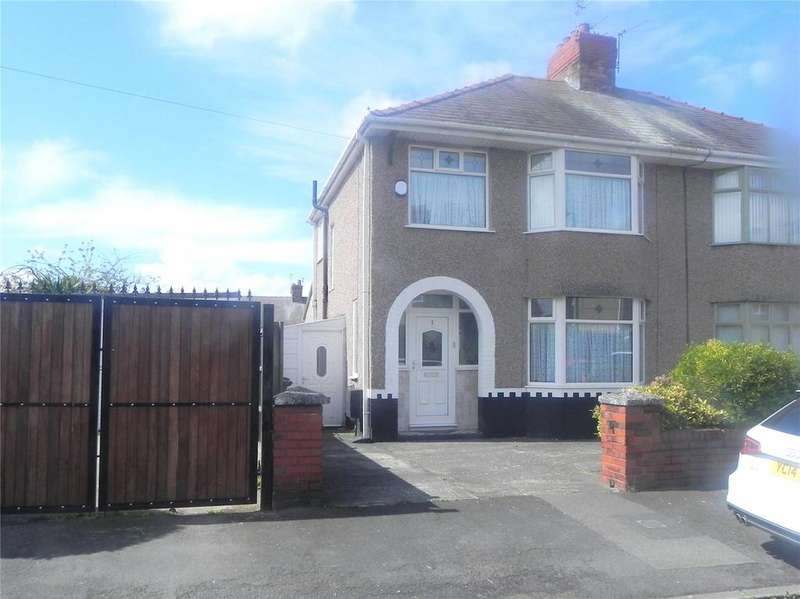 3 Bedrooms Semi Detached House for sale in Enstone Avenue, Litherland, L21