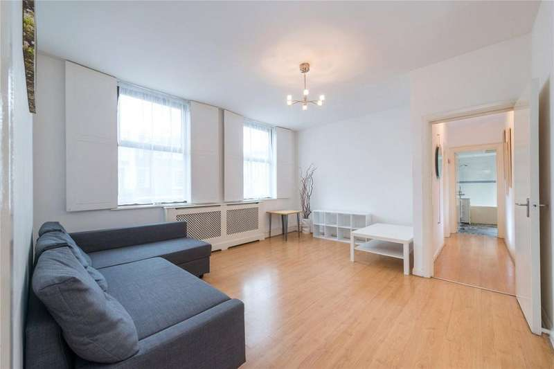 1 Bedroom Flat for sale in Royal College Street, London