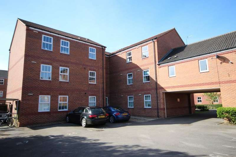 2 Bedrooms Apartment Flat for sale in The Sidings, Oakham