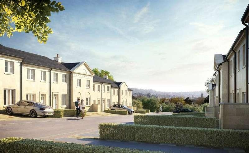 3 Bedrooms Terraced House for sale in Holburne Park, Warminster Road, Bath, BA2