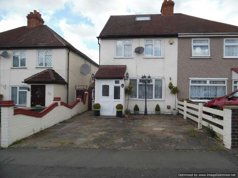 3 Bedrooms Semi Detached House for sale in Beeches Road, Sutton SM3