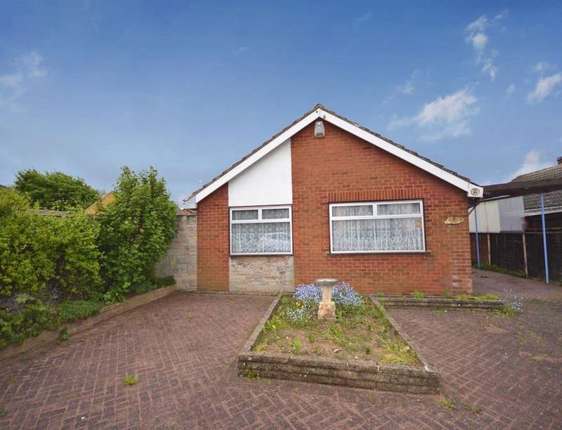 3 Bedrooms Detached Bungalow for sale in Clifton Road, Netherseal, Swadlincote, DE12