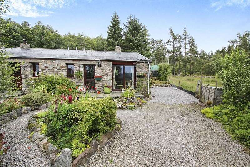 2 Bedrooms Semi Detached Bungalow for sale in Builnatobrach, Main Street, Lairg, IV27