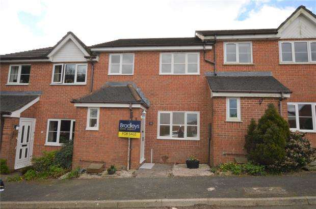 3 Bedrooms Terraced House for sale in Tom Lyon Road, Liskeard, Cornwall