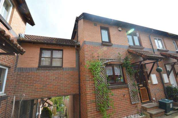 3 Bedrooms End Of Terrace House for sale in Farm Hill, Exeter, Devon